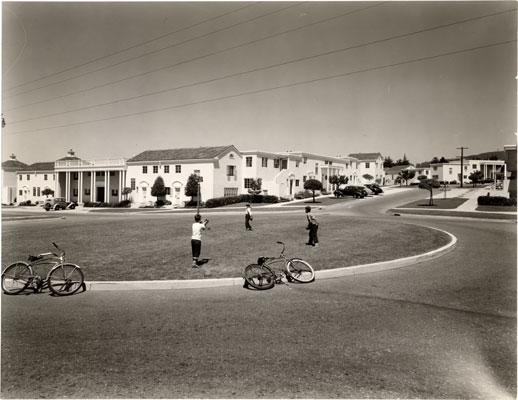 Parkmerced. 1948