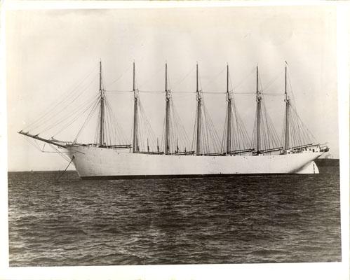 Le voilier Thomas W. Lawson Aai-0095